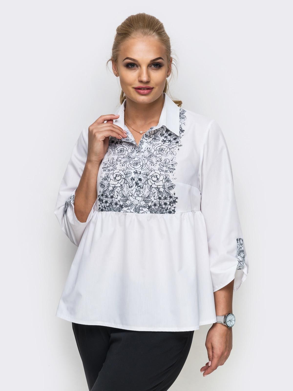 Блузка красивая фото купить