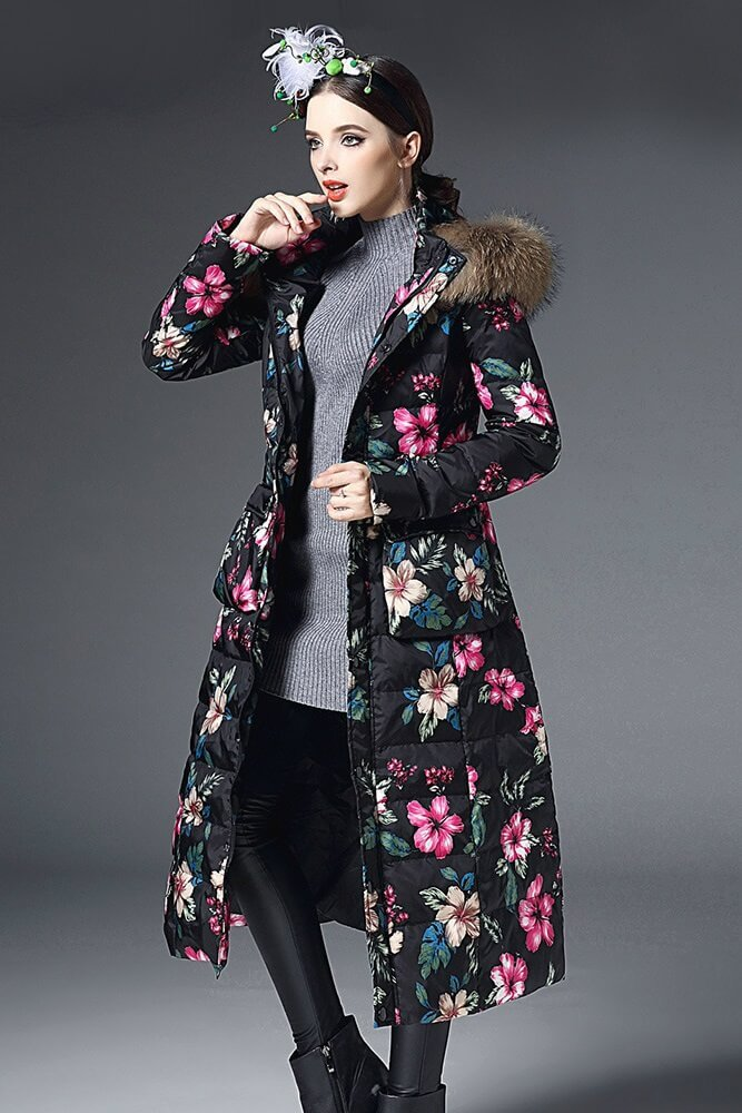 Женские костюмы с цветами доставка